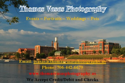 Thomas Vasas Photography Ad
