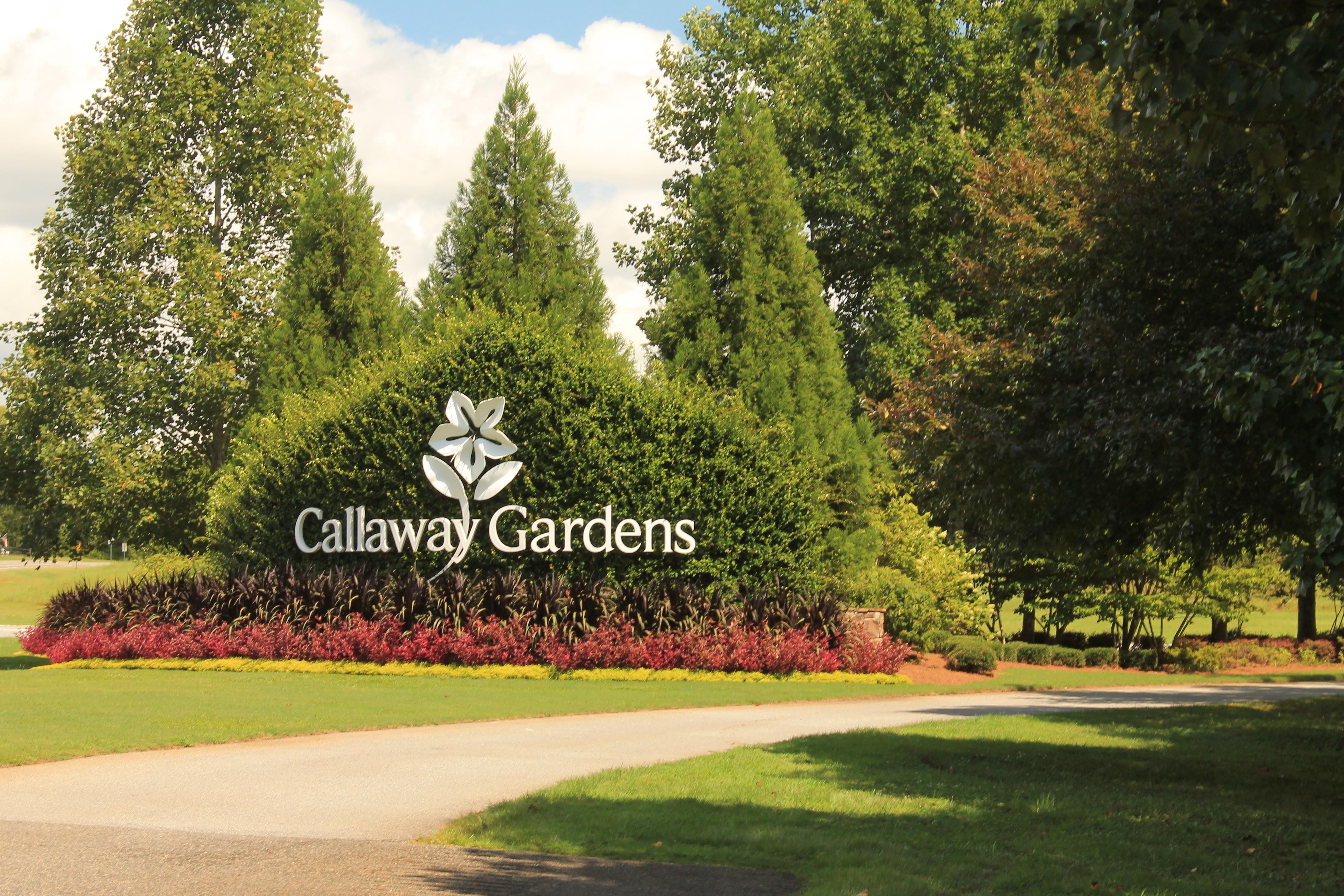 Callaway gardens entrance thomas vasas photography - Callaway gardens pine mountain georgia ...