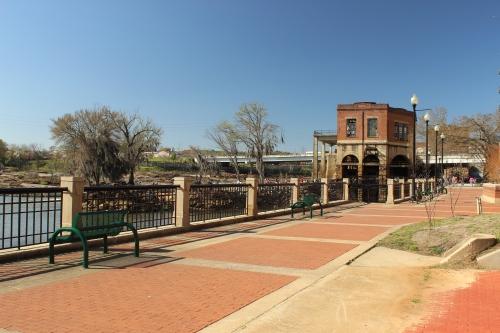 Columbus River Walk