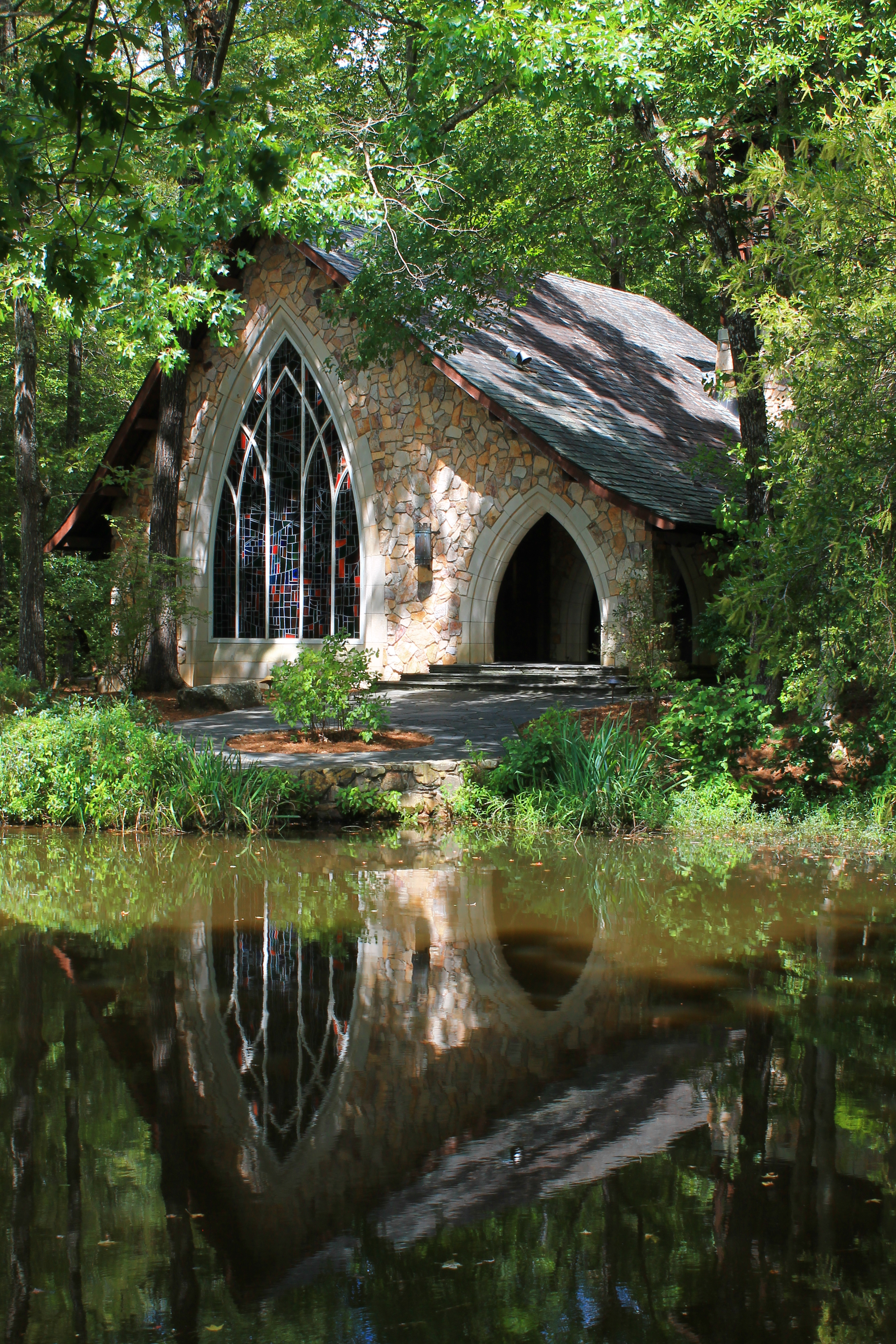 Chapel At Callaway Gardens Thomas Vasas Photography