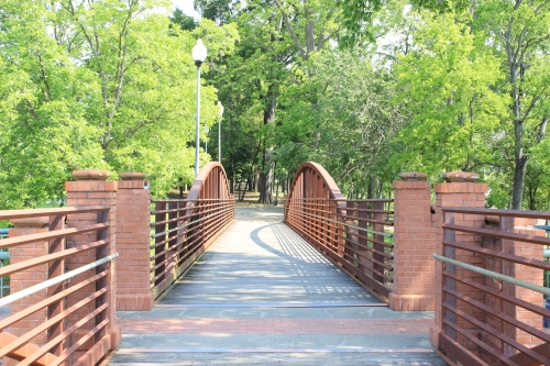 Phenix City River Walk Bridge