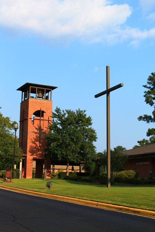 Bell Tower and Cross