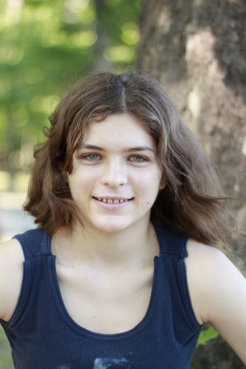 Teen Portrait #2