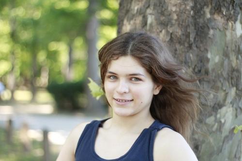 Teen Portrait #3