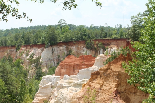 The Providence Canyon