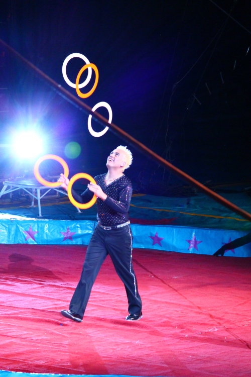 The Circus #7