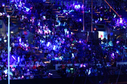 The Circus Crowd