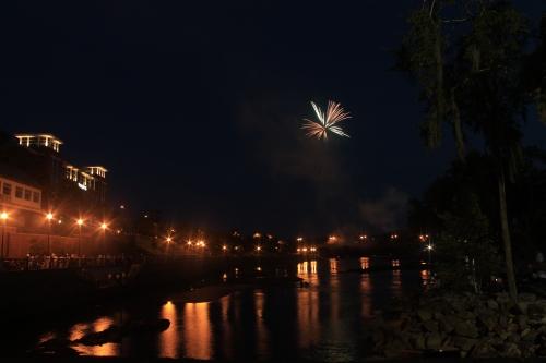 Fireworks over Columbus Georgia #2