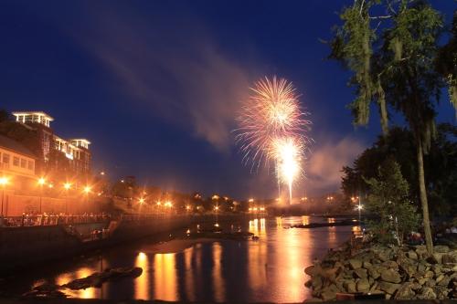 Fireworks over Columbus Georgia #5