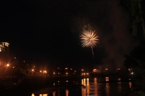 Fireworks over Columbus Georgia #21