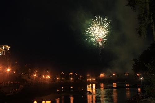 Fireworks over Columbus Georgia #22