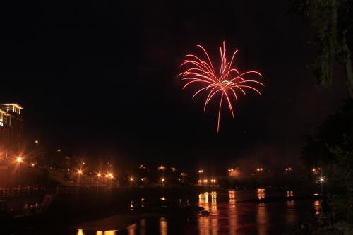 Fireworks over Columbus Georgia #25