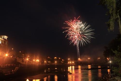 Fireworks over Columbus Georgia #27