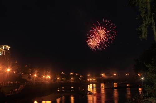 Fireworks over Columbus Georgia #28