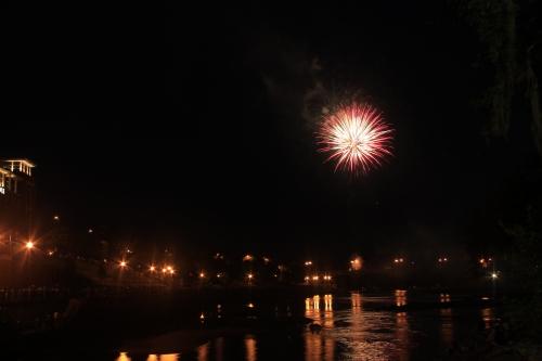 Fireworks over Columbus Georgia #30