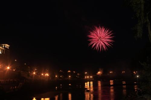 Fireworks over Columbus Georgia #31