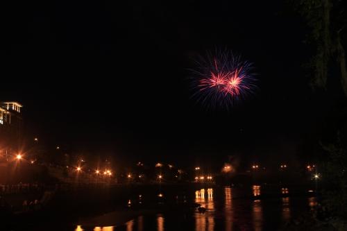 Fireworks over Columbus Georgia #32
