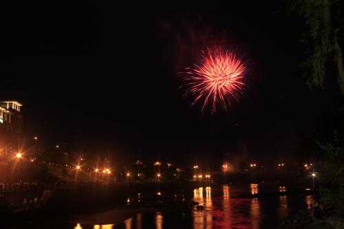 Fireworks over Columbus Georgia #34