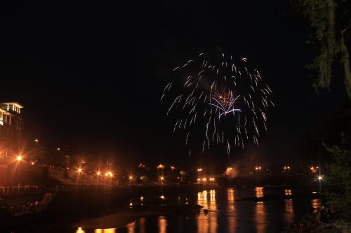 Fireworks over Columbus Georgia #39