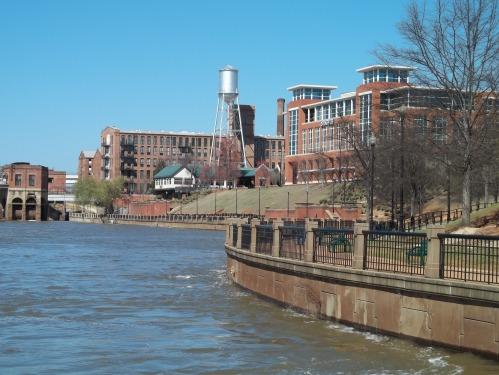 The Columbus River Walk #1