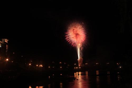 Fireworks over Columbus Georgia #42