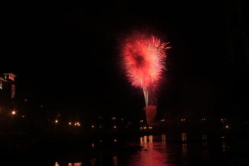 Fireworks over Columbus Georgia #44
