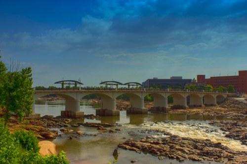 The Walking Bridge